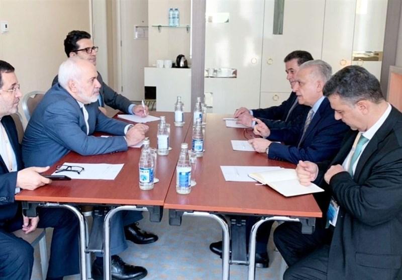 Top Iranian, Iraqi Diplomats Meet in Baku