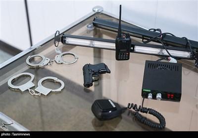 تجهیزات کشف شده از باند ماموران قلابی