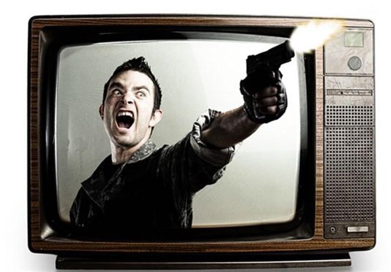 """تلویزیون در """"تلاطم"""" خشونت عریان"""