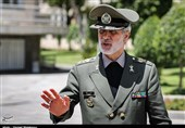 Defense Minister: Iran Boosting Deterrent Power
