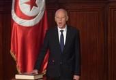 الرئیس التونسی قیس سعیّد یؤدی الیمین الدستوریة أمام البرلمان