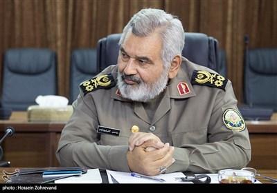 سرلشکر سیدحسن فیروزآبادی در جلسه مجمع تشخیص مصلحت نظام