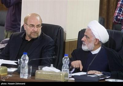 محمدباقر قالیباف در جلسه مجمع تشخیص مصلحت نظام