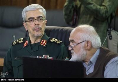 سرلشکر محمد باقری در جلسه مجمع تشخیص مصلحت نظام