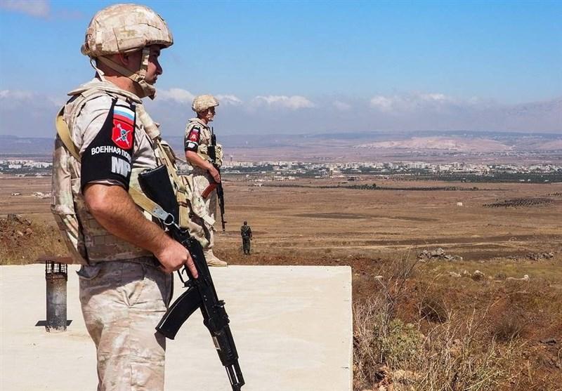 آغاز گشتزنی پلیس نظامی روسیه در خطوط مرزی سوریه-ترکیه