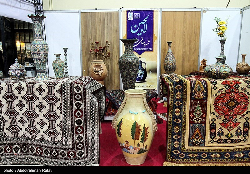 صادرات 500 میلیون دلاری صنایع دستی ایران به کشورهای مختلف