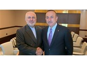 Iranian, Turkish Top Diplomats Meet in Istanbul