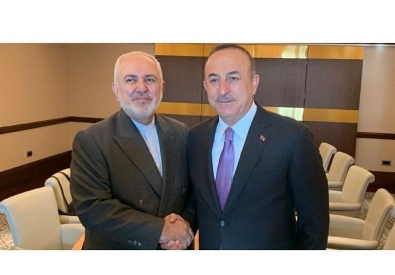Iranian, Turkish Top Diplomats Meet in Istanbul
