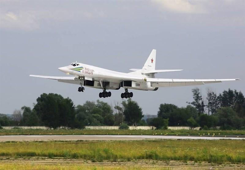 نخستین حضور هواپیماهای راهبردی روسیه در آفریقای جنوبی