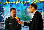 14 پروژه عمرانی حوزه بسیج قشم افتتاح شد