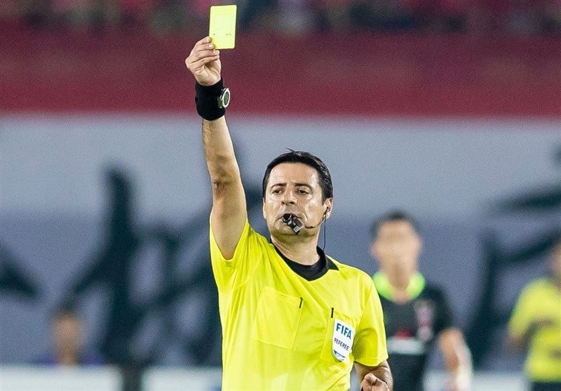 Iranian Referees to Officiate at FIFA World Cup Qualification
