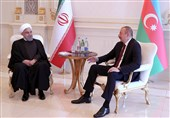 Closer Iran-Azerbaijan Ties to Serve Regional Interests: Rouhani