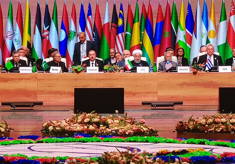 HOPE Initiative Aims to Enhance Peace, Security for All PG States: Rouhani