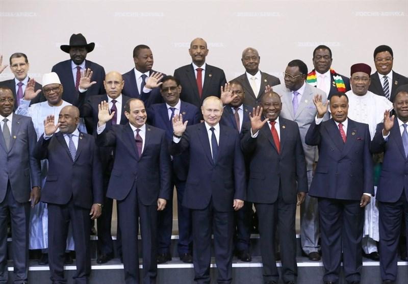 گزارش|بازگشت آفریقا به فهرست اولویتهای سیاست خارجی روسیه