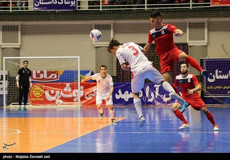 Iran Futsal Remains Unchanged in World Futsal Ranking