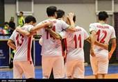 جام جهانی فوتسال| پیروزی نفسگیر ایران در نخستین گام با درخشش صمیمی