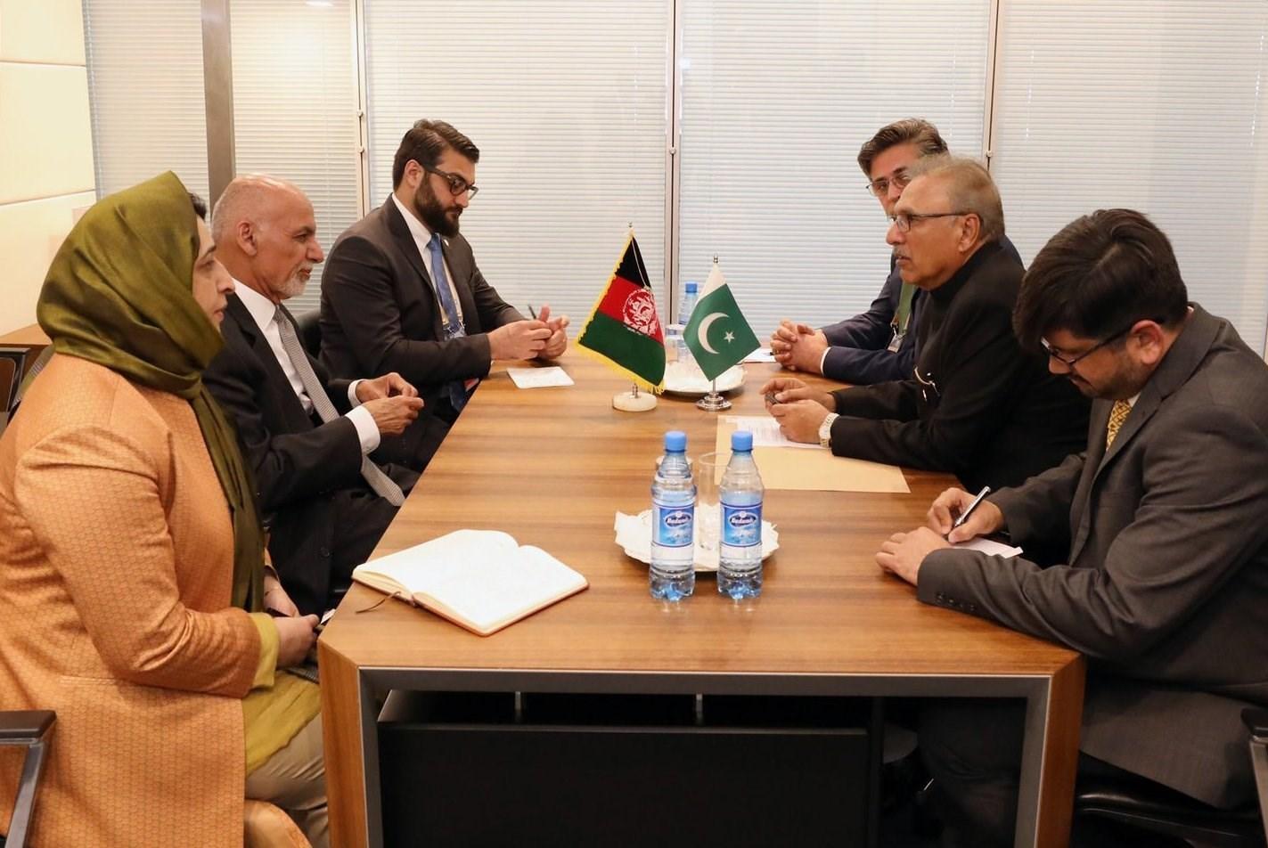 محمداشرف غنی , طالبان , کشور افغانستان , سازمان پیمان آتلانتیک شمالی | ناتو , کشور آمریکا ,