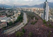 One Million Chileans March in Santiago, City Grinds to Halt (+Video)