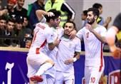تیم ملی ایران نامزد بهترین تیم فوتسال جهان در سال 2019