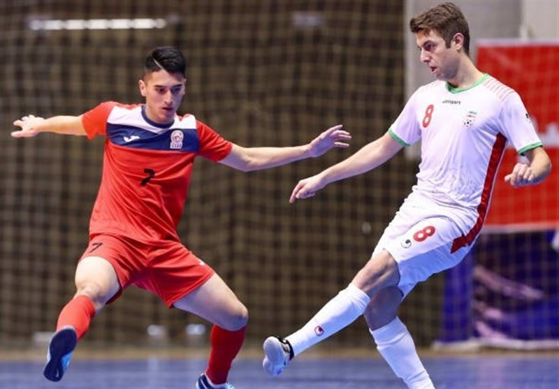 Iran Remains Best Asian Team in World Futsal Ranking