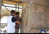 پایان 2 فصل حضور مرمتگران بدون مرز در تختجمشید؛ کاخ «تچر» و «شورا» آماده بازدید شد