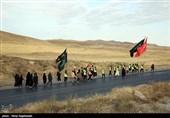 فعالیت 43 ایستگاه صلواتی در محورهای ورودی مشهد/ 15000 زائر پیاده وارد مشهدمقدس شدند
