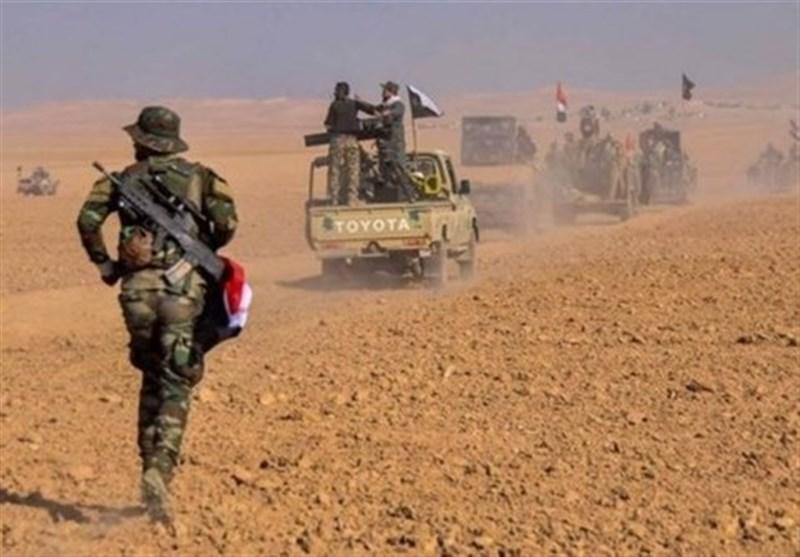 عراق تاکید ارتش بر عدم مشارکت آمریکا در عملیات علیه داعش در الأنبار