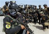 عراق|استقرار نیروهای یگان مبارزه با تروریسم در تاسیسات راهبردی بغداد