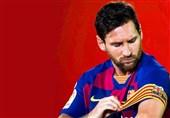 مسی: رونالدو بهترین مهاجمی است که تاکنون دیدهام/ به ترک بارسلونا فکر نمیکنم