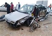 تصادف خونین در محور نیکشهر ـ ایرانشهر/ 7 نفر کشته و 3 نفر مجروح شدند