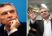 پیروزی نامزد مخالفان در انتخابات ریاست جمهوری آرژانتین