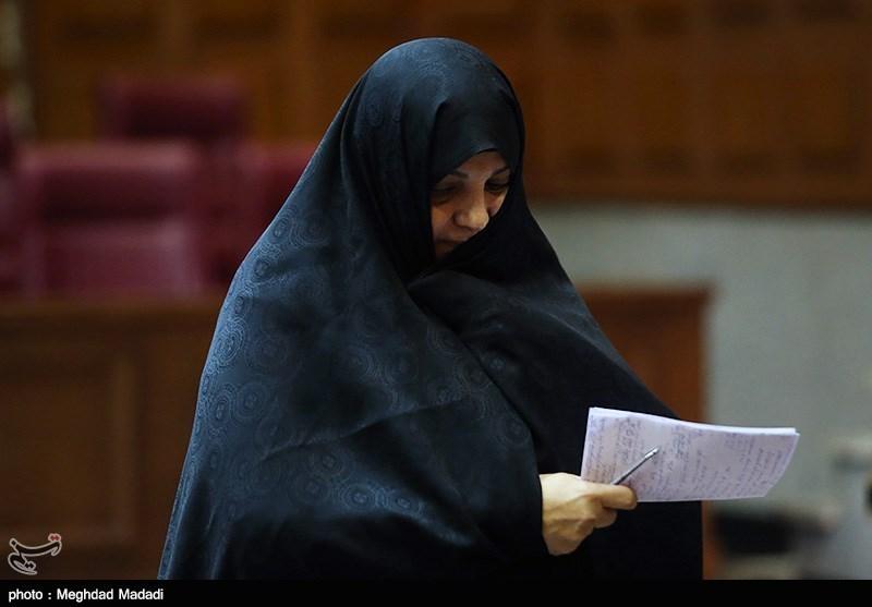 اسماعیلی: شبنم نعمتزاده به 20 سال حبس محکوم شد