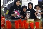 استقبال از دوستِ ایرانی کودکان اربعین در عراق+عکس و فیلم