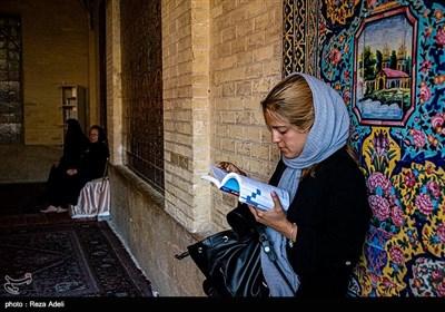 مسجد نصیرالملک -شیراز