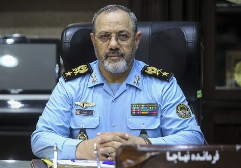 Sanctions to Speed Up Iran Air Force's Progress: Commander