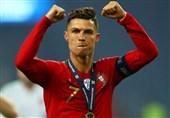 Ronaldo Reaches 99 Goals; 10 Goals Behind Iran's Daei