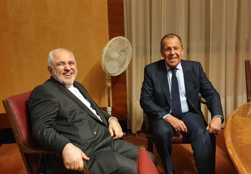 Syria's Constitutional Committee Paving Way for Rule of Law: Zarif