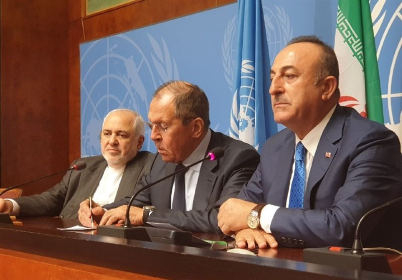 Iran, Russia, Turkey Voice Support for Syria Constitutional Committee