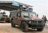 اعزام واحدهای مضاعف پلیس نظامی روسیه به استان حسکه سوریه