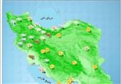 هواشناسی| پیش بینی باران در 10 استان/ دما در نوار شمالی 10 درجه کاهش مییابد