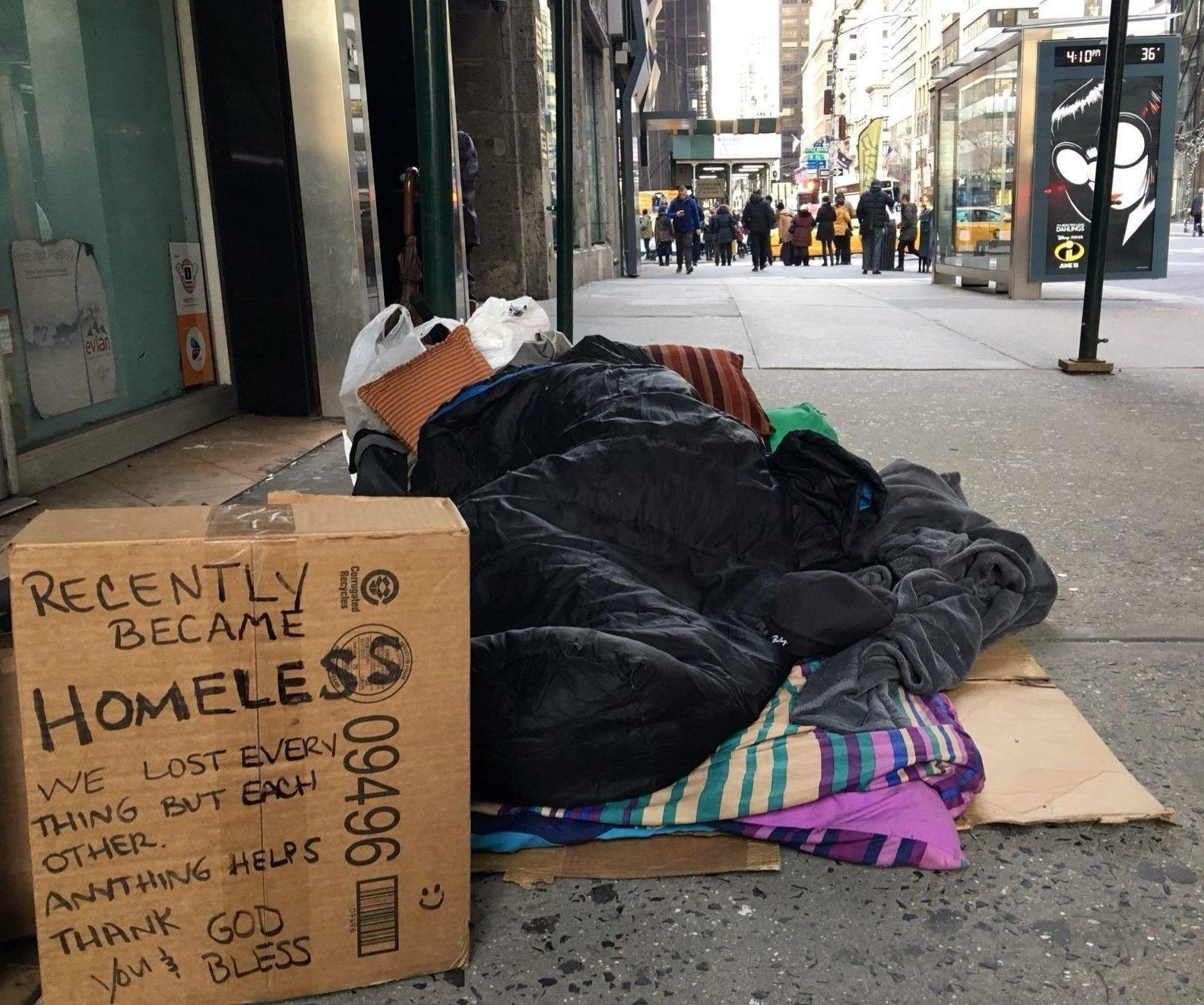 کانادا  40 درصد بیخانمانها قبل از 16 سالگی آوارگی را تجربهکردهاند+تصاویر