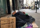 کانادا| 40 درصد بیخانمانها قبل از 16 سالگی آوارگی را تجربهکردهاند+تصاویر