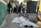 مرگ عابرپیاده پس از 70 متر کشیده شدن روی آسفالت
