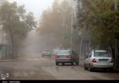 کاهش دید همراه با مهگرفتگی در محور خلخال – اسالم؛ رانندگان مراقب باشند