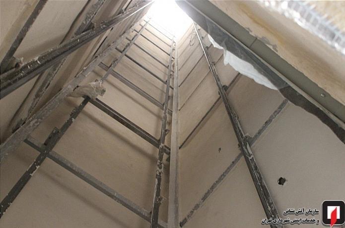 چاه آسانسور