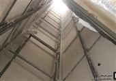 آسانسور بسیاری از مسکن مهر استان کرمانشاه پلمب شده است