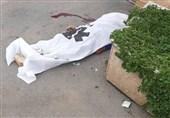 مرگ عابرپیاده و خسارت شدید به 3 خودرو بر اثر برخورد لاستیک کامیون