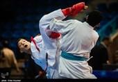 مبارزه 571 کاراتهکا از 85 کشور در لیگ برتر کاراته وان امارات