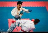 برگزاری مسابقات انتخابی تیم ملی ردههای پایه کاراته