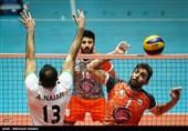 لیگ برتر والیبال| پیروزی آسان سایپا در خانه/ آذرباتری مغلوب شهرداری قزوین شد